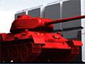 Военный танк 2009