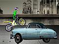 Через потерянный город на мотоцикле