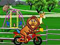 Поездка льва
