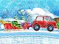 Рождественская поставка Спанч Боба