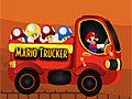 Марио - водитель грузовика