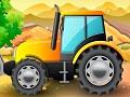 Стоянка для тракторов