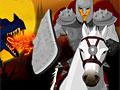 Дракон против рыцаря