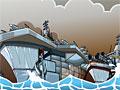 Супер военный корабль