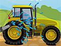 Мойка и ремонт трактора на ферме