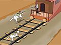 Перестрелка на поездe
