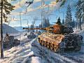 Танк Второй мировой войны пазл