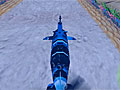 Подводная 3Д гонка