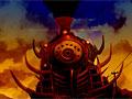 Поезд на Западе