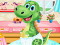 Динозавры: СПА для малыша