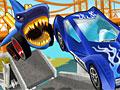 Хот Вилс: Бухта акул, приключение