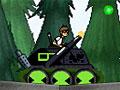 Бен 10: Танковая битва