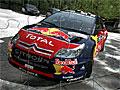 Ситроен C4 WRC пазл