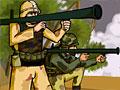 Солдат с ракетой