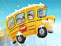 Школьный автобус: Зимняя парковка