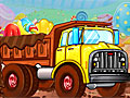 Конфетная страна: Доставка на грузовике