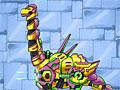 Роботы динозавры: Брахиозавр
