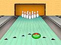 Черепашки ниндзя играют в боулинг