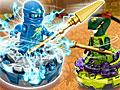 Лего Ниндзяго: Энергетическая битва