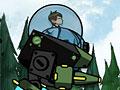 Бен 10: Реактивный военный робот