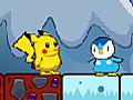 Покемоны: Огонь против Льда