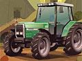 Китайские гонки на тракторах