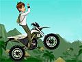 Бен 10: Поездка на мотоцикле 2