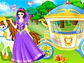 Вымойте карету принцессы