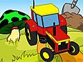 Радиоуправляемые тракторы