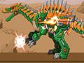 Роботы динозавры: Спинозавр