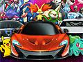 Покемоны: Поиск на суперкарах