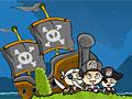Уничтожение пиратов