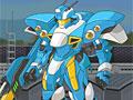 Супер боец робот