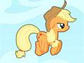 Мой маленький пони летает