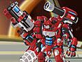 Супер боец робот 2
