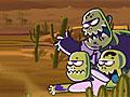 Разрушитель зомби 4: Вторжение в Техас
