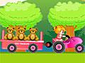 Игрушечный грузовик