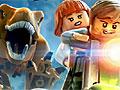 Лего пазл: Мир Юрского периода