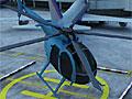 Парковка вертолета