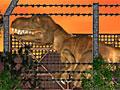 Динозавр Рекс в Лос-Анджелесе