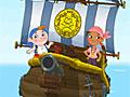 Джейк и пираты Нетландии арканоид