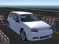 Парковка на мосту 3Д
