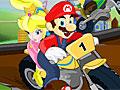 Марио: Парные гонки