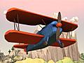 Стремительный полет на самолете
