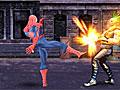 Человек-паук: Уличная драка