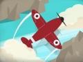 Самолет летит