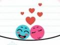 Влюбленные шарики