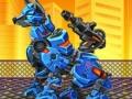 Робот кибер собака