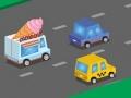 Поездка на фургоне мороженщика