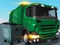 Водитель грузовика-мусоровоза